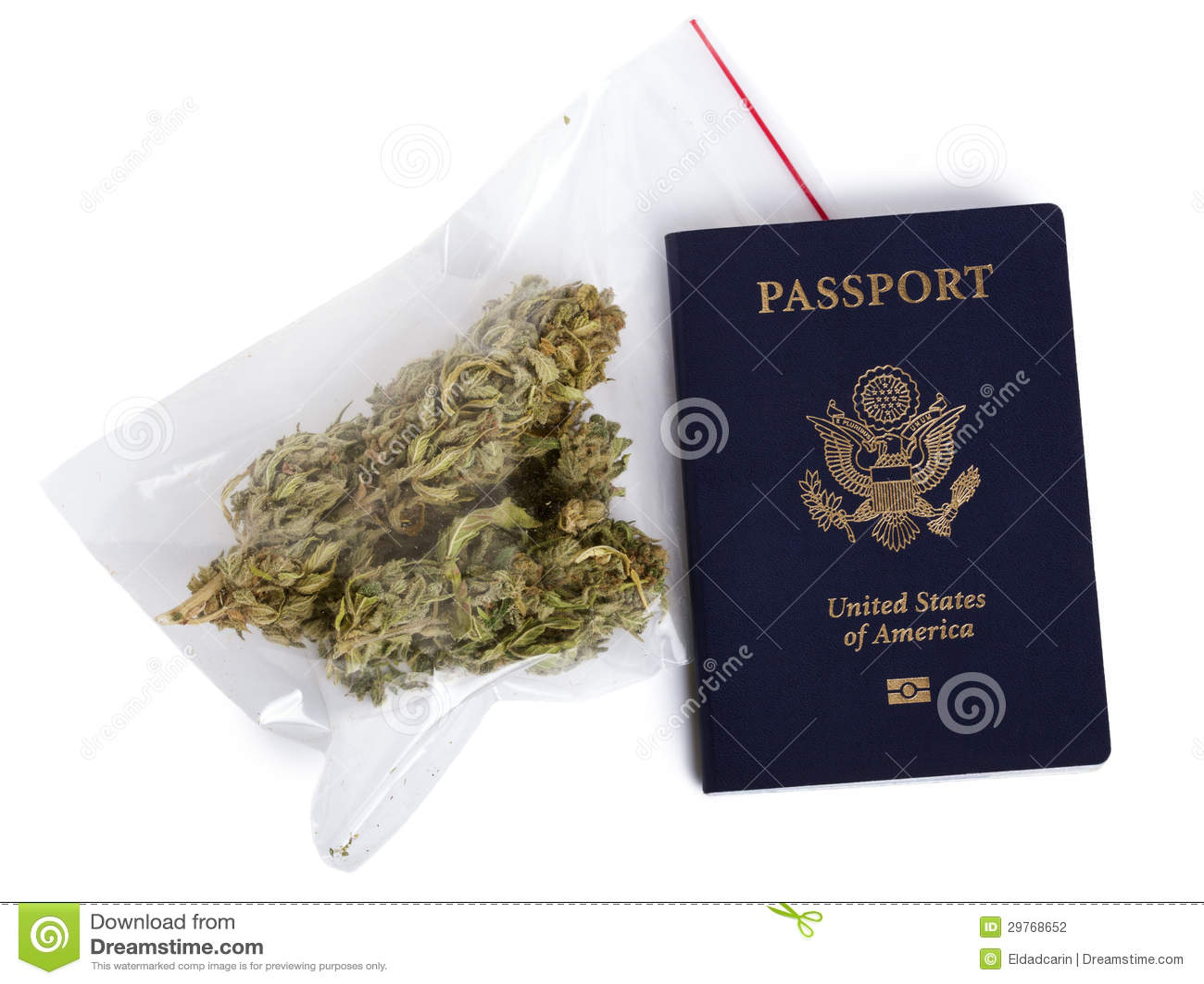 Marijuana de contrebande
