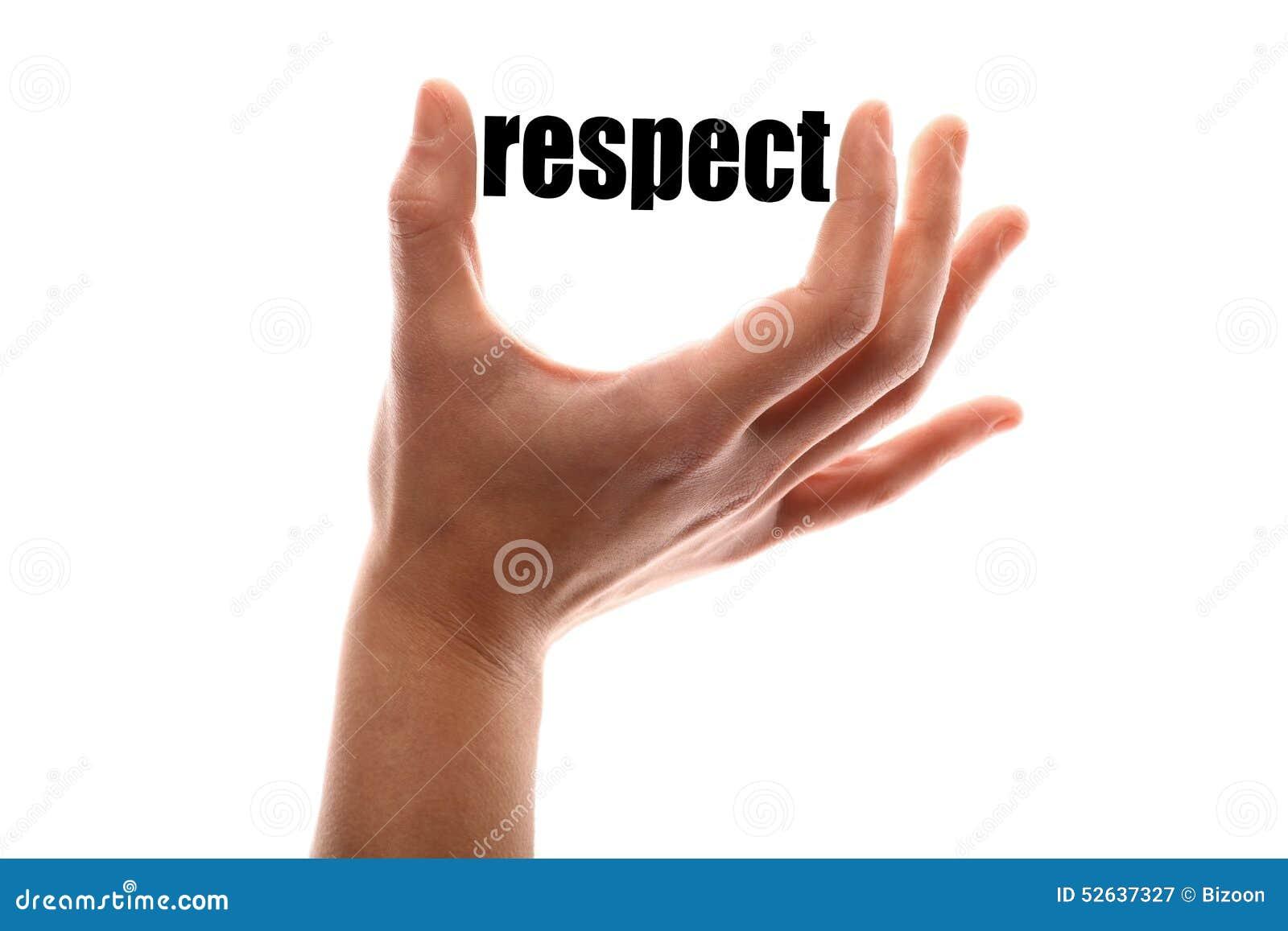 Un plus petit respect