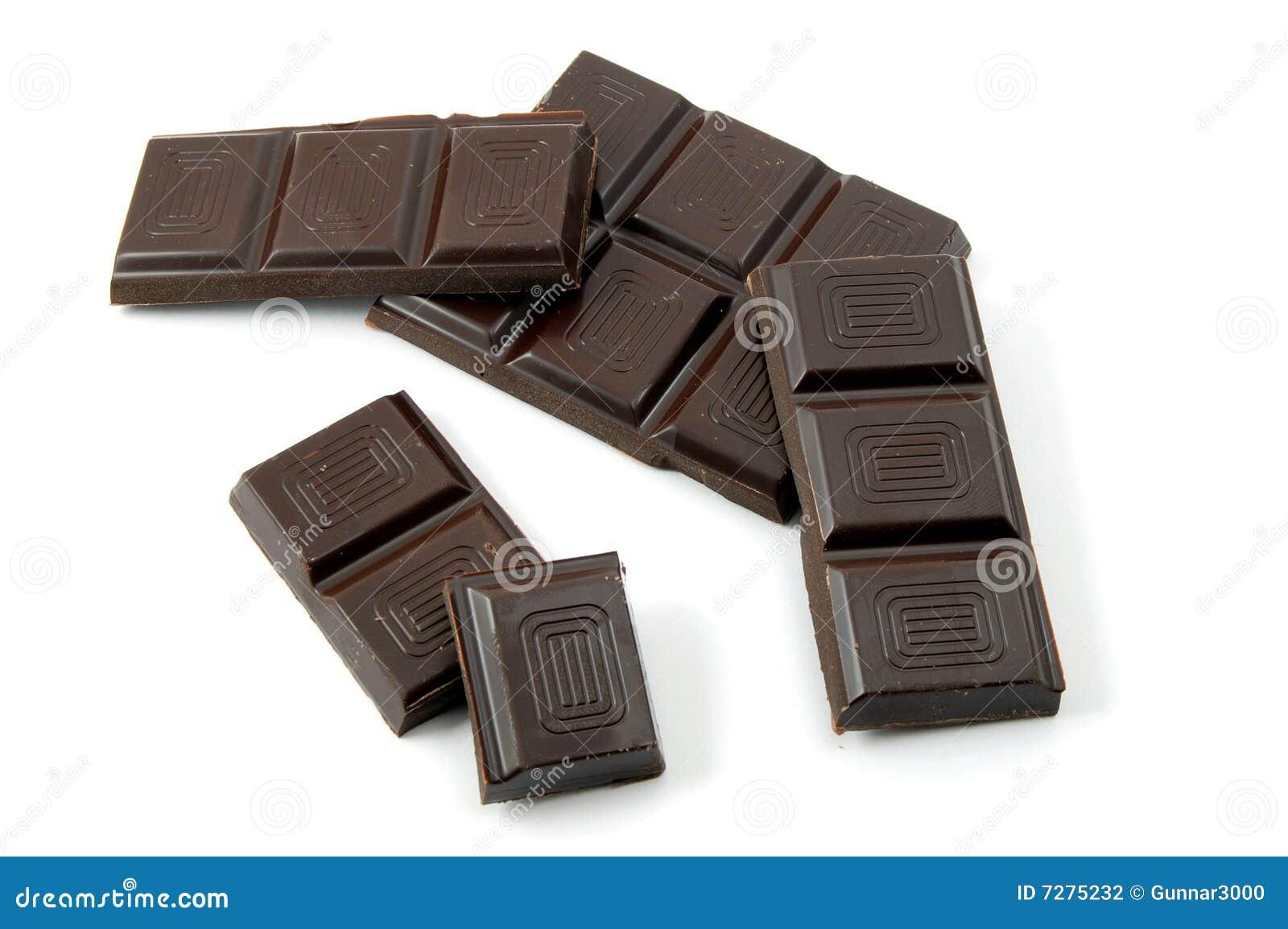 Un poco de chocolate