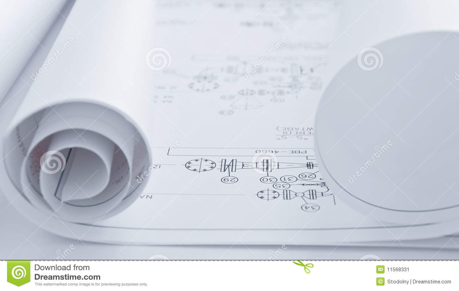Un programma immagine stock immagine di residenziale for Programma architettura gratis