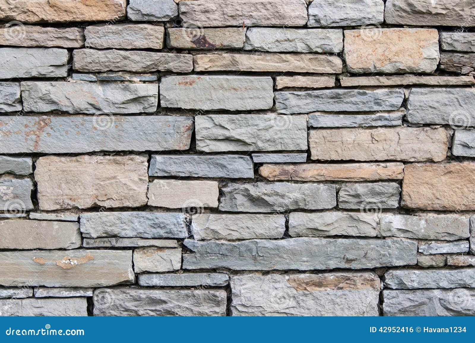Pierre Pour Muret un rétro modèle de mur en pierre de texture pour le fond photo stock