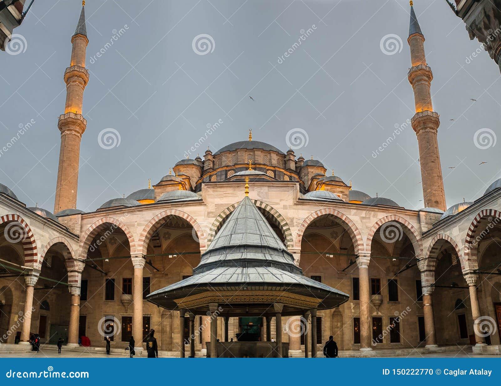 Un regard à Fatih Mosque