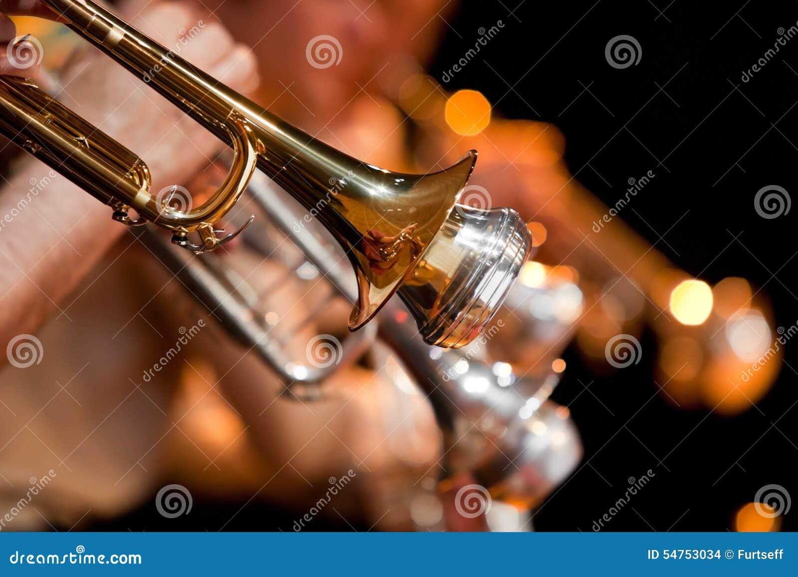 Un segment de trompette