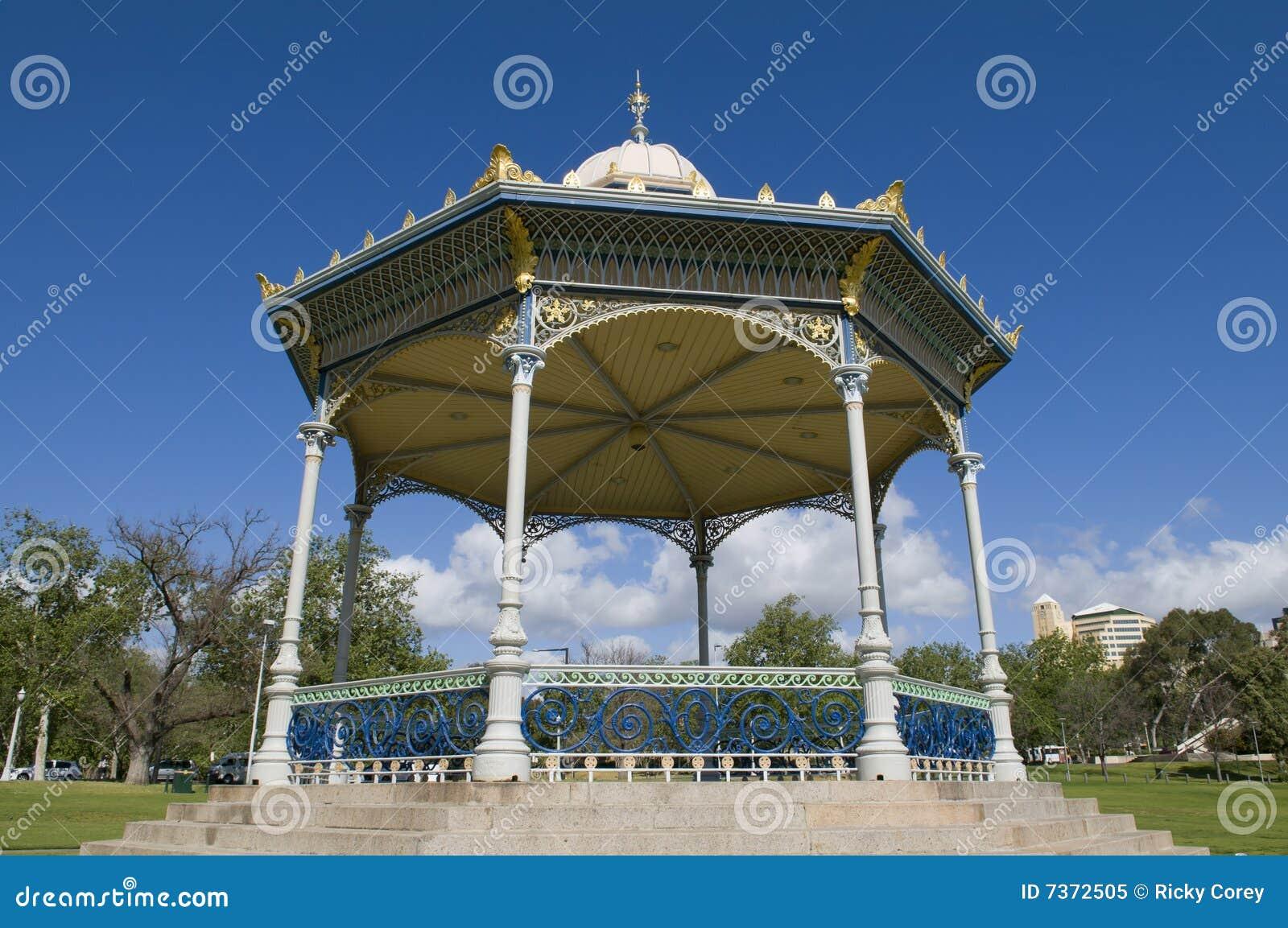 Un stationnement plus ancien rotunda