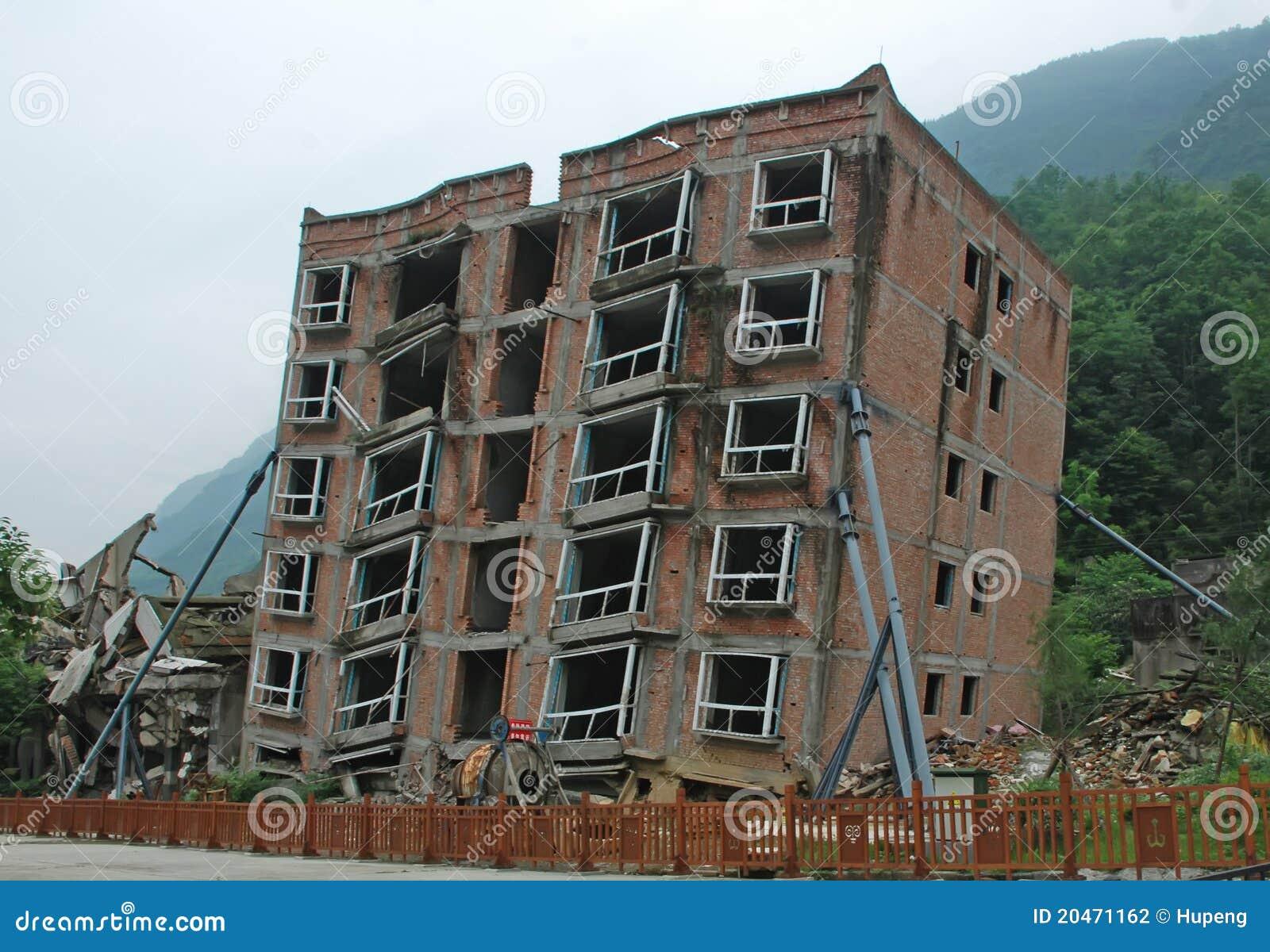 Un terremoto di 2008 512 Wenchuan