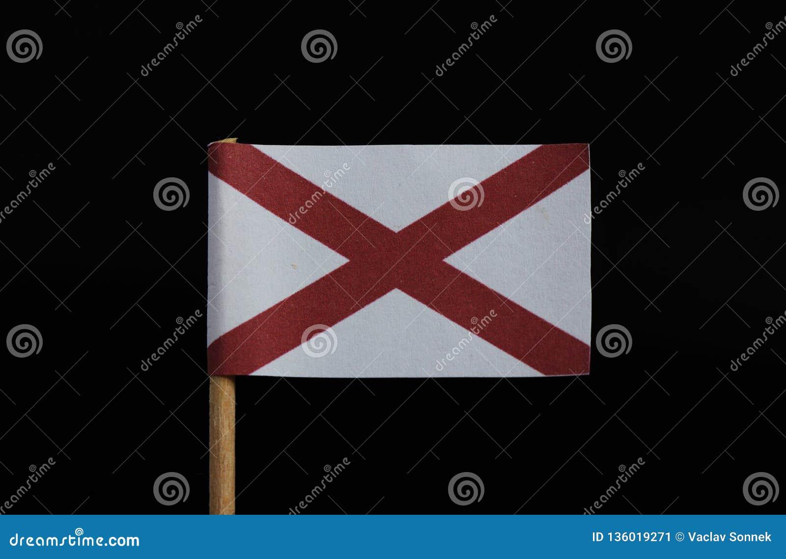 Un Unico E Semplicemente Una Bandiera Dellinghilterra Sugli