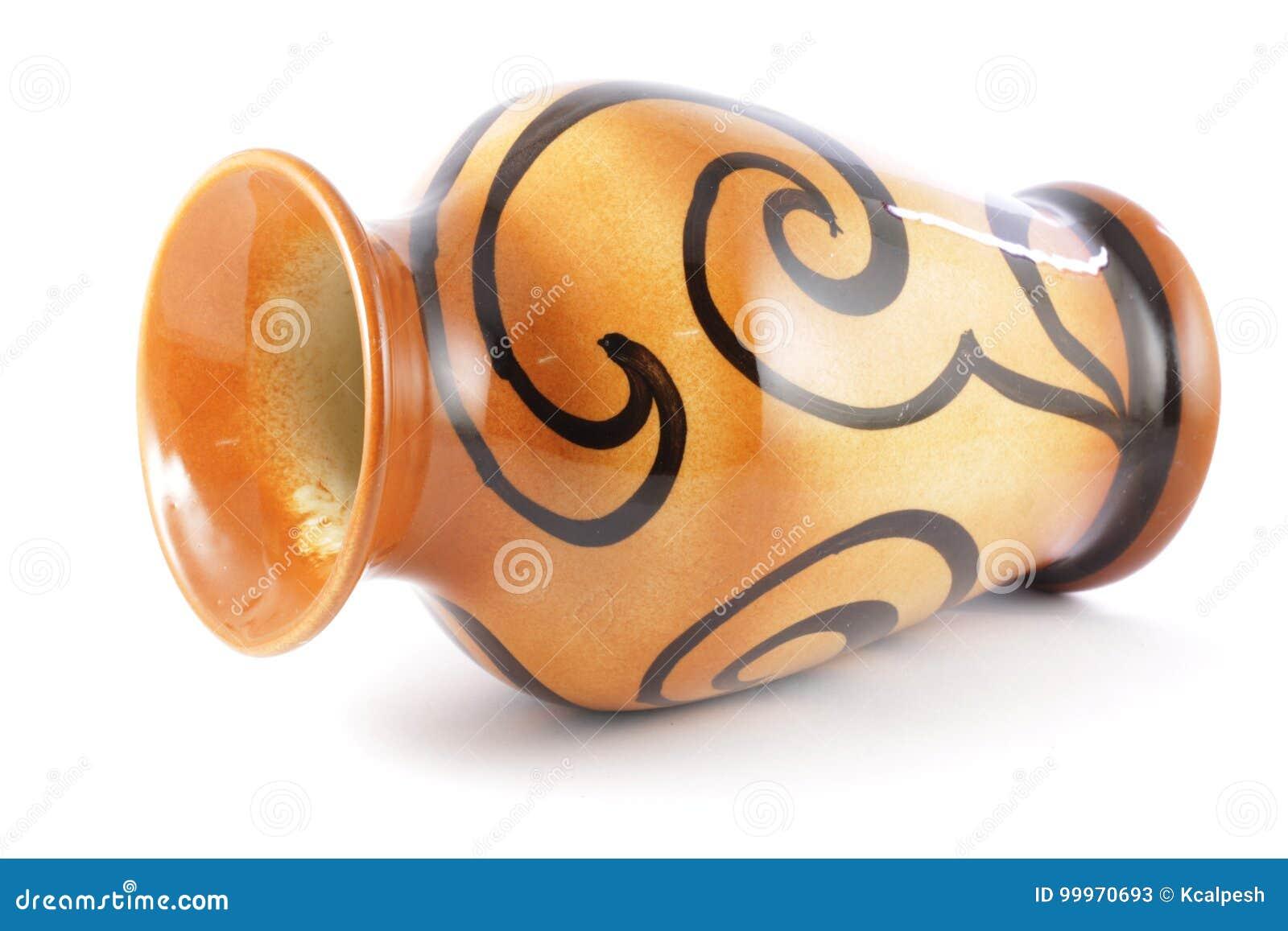 Un vase conçu décoratif