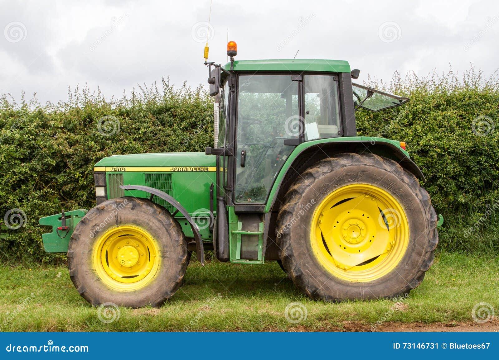 Agricultura John Deere ES