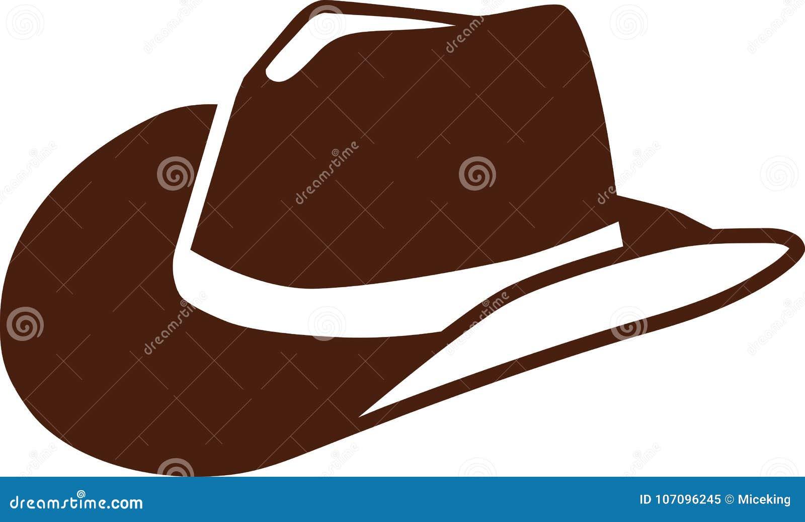 Un vrai chapeau de cowboy
