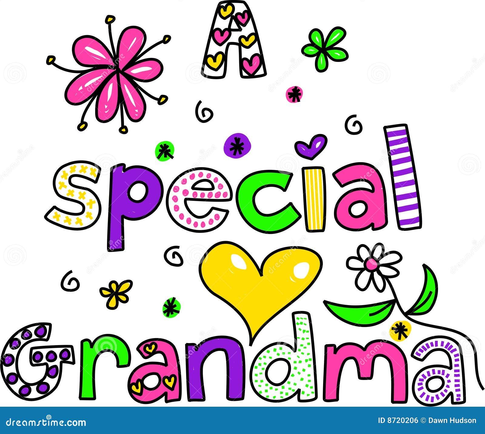 Una abuela especial