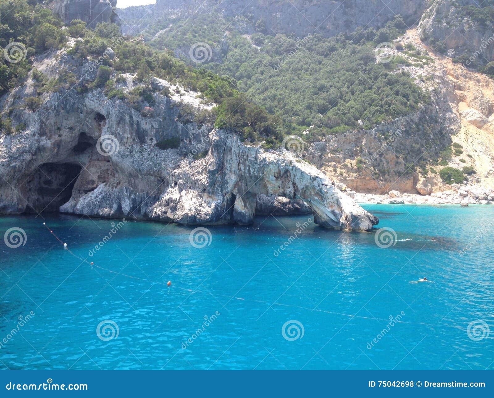 Una baia in Sardegna