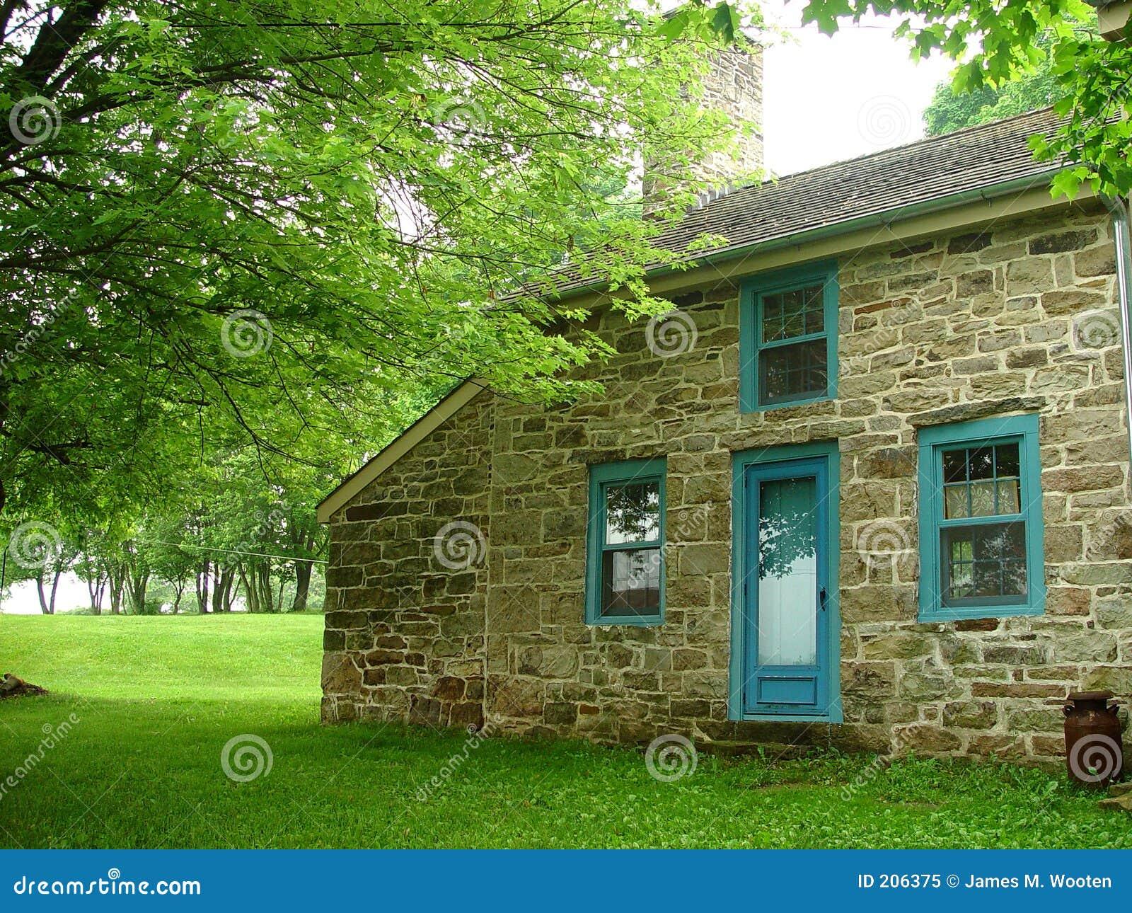 Una casa da diciotto secoli