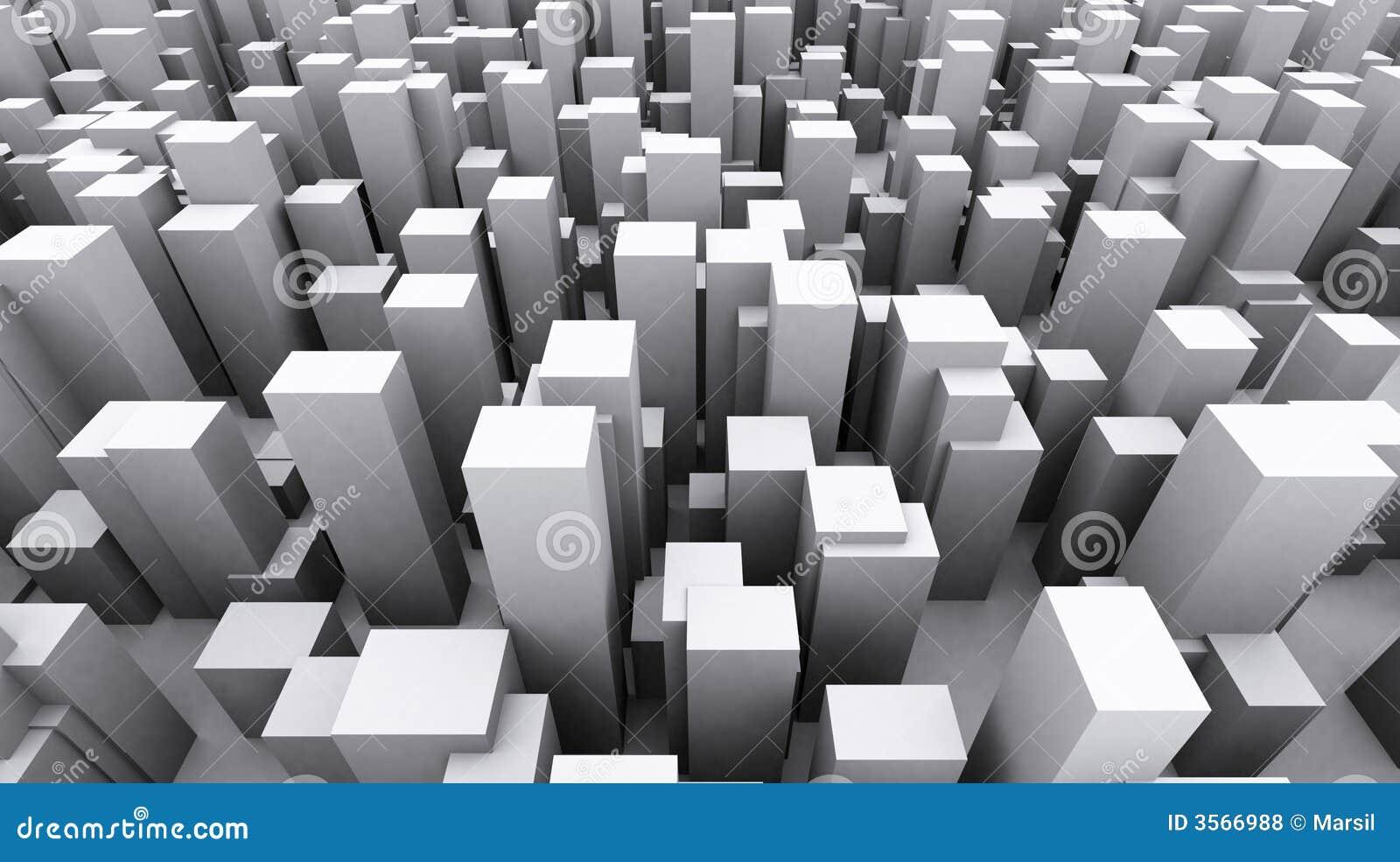 Una città cubica