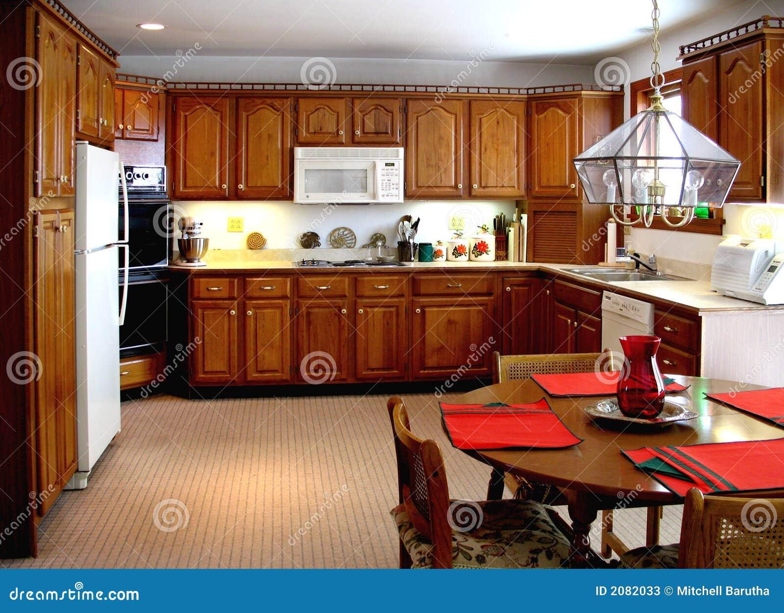 Una cocina más vieja