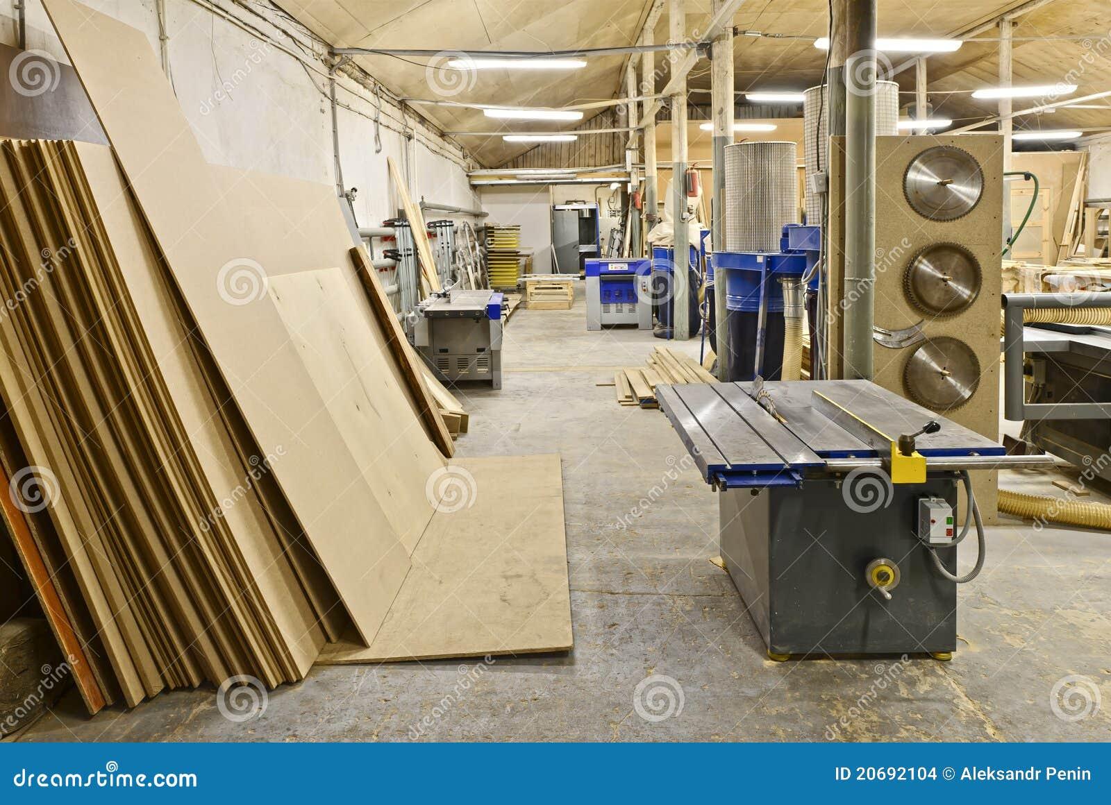 Una planta para la fabricaci n de los muebles foto de for Software fabricacion de muebles