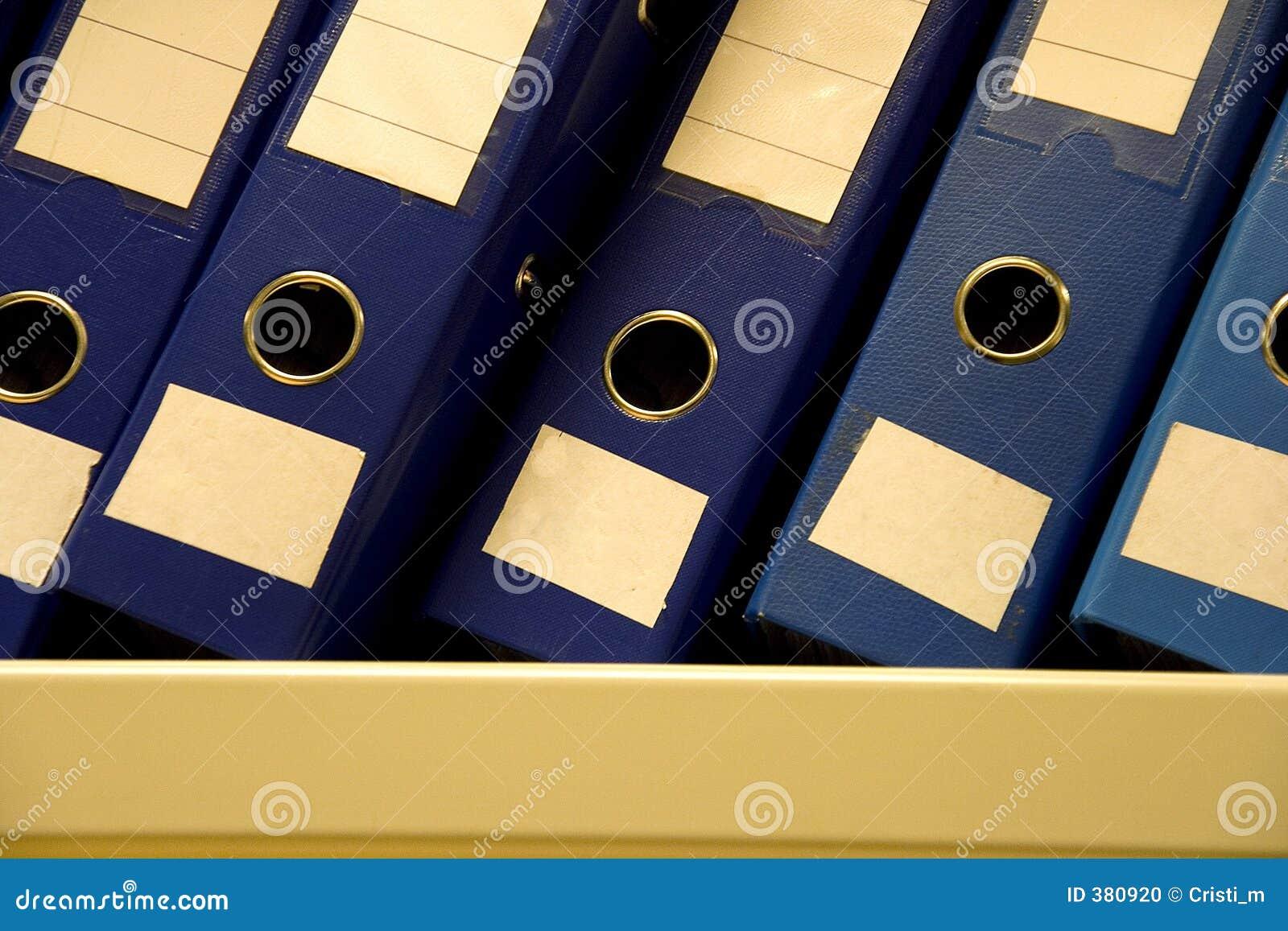Una riga degli archivi