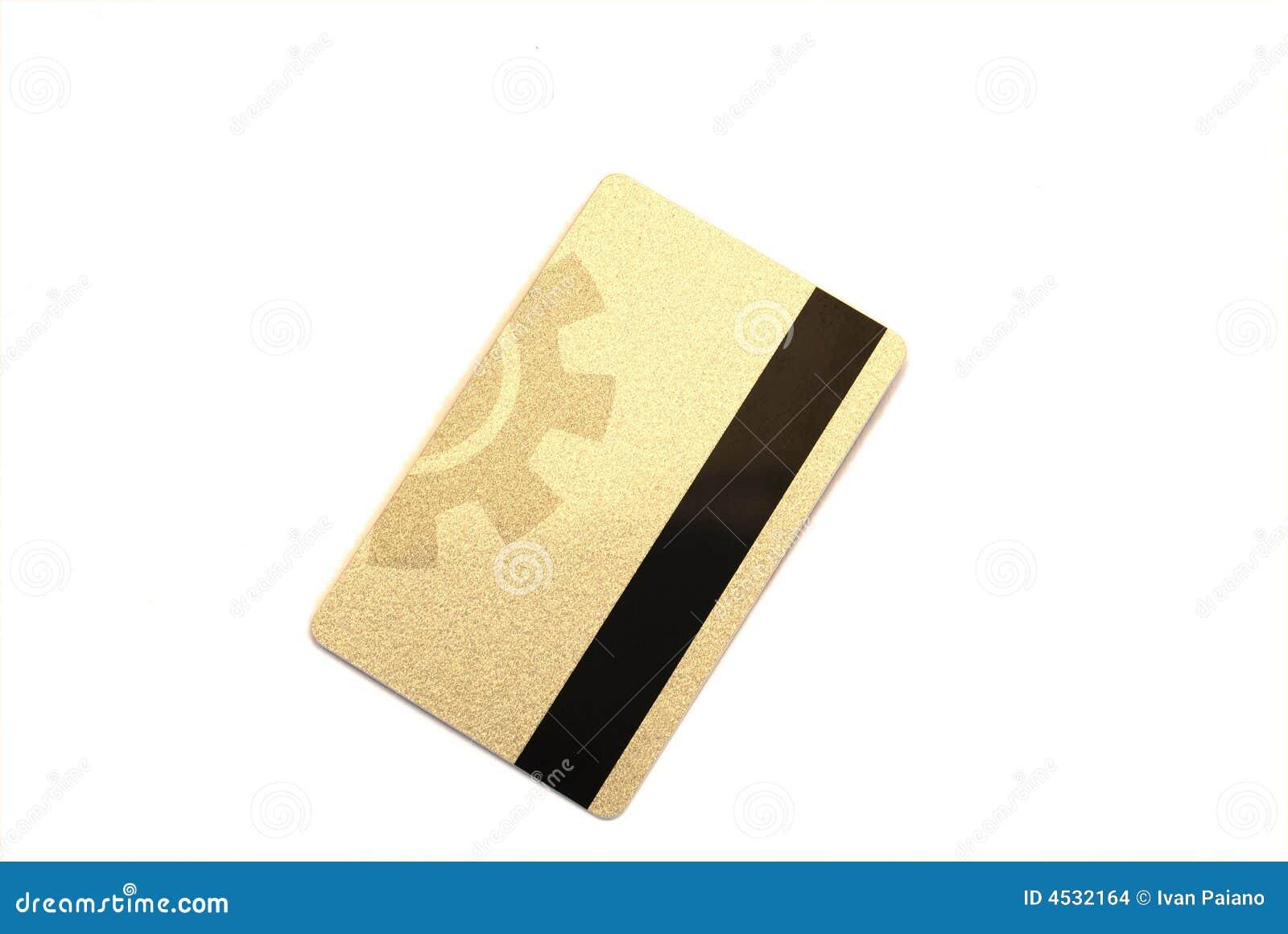 Una scheda magnetica