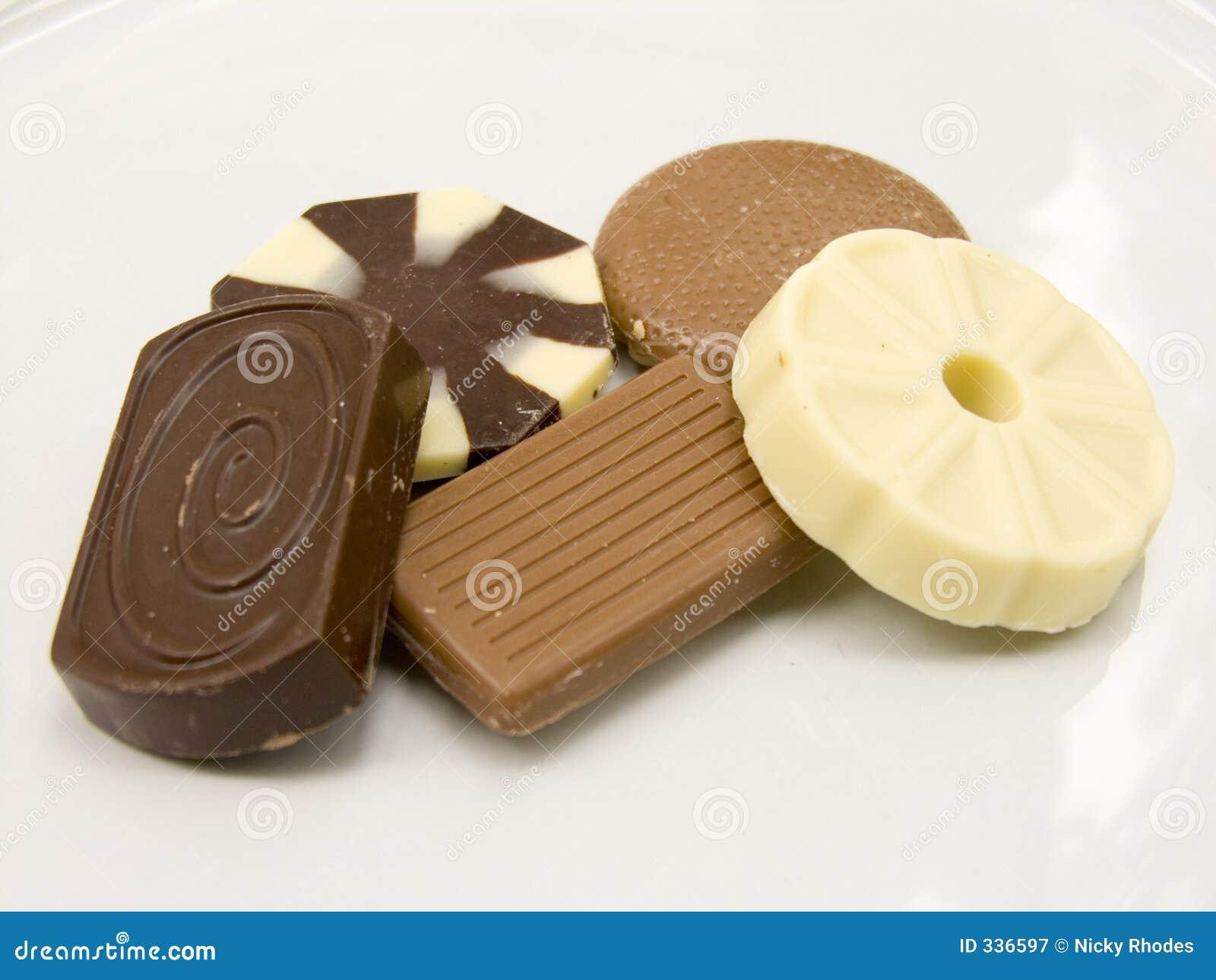 Una selección de galletas