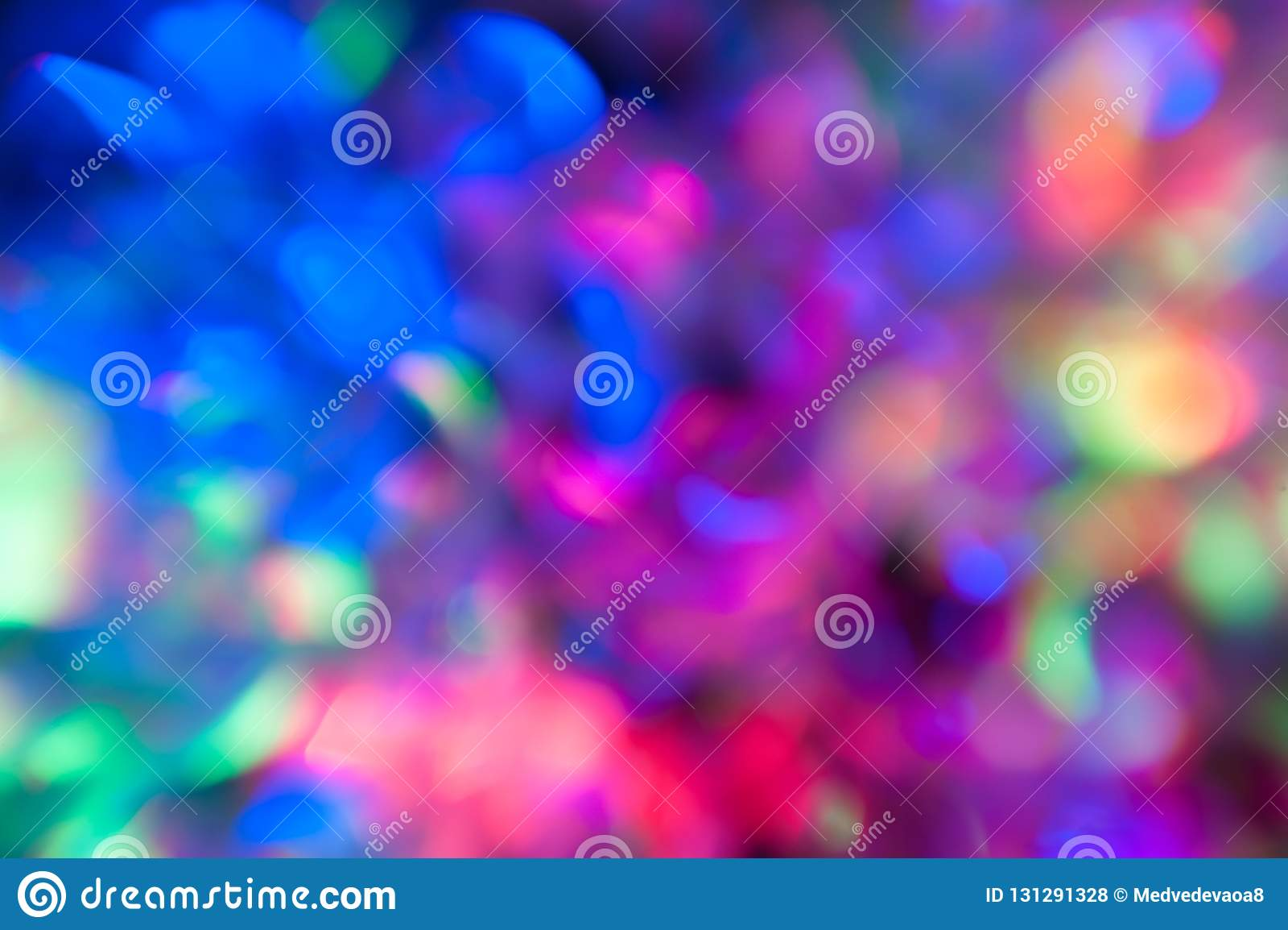 Una serie de chapoteo del color Diseño del fondo de pintura del fractal y textura rica en el tema de la imaginación y de la creat