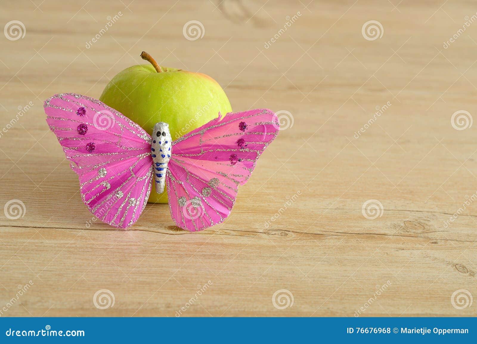 Dieta de las mariposas
