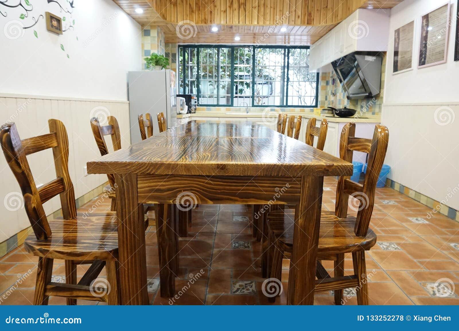 Una stanza ordinaria della Cina