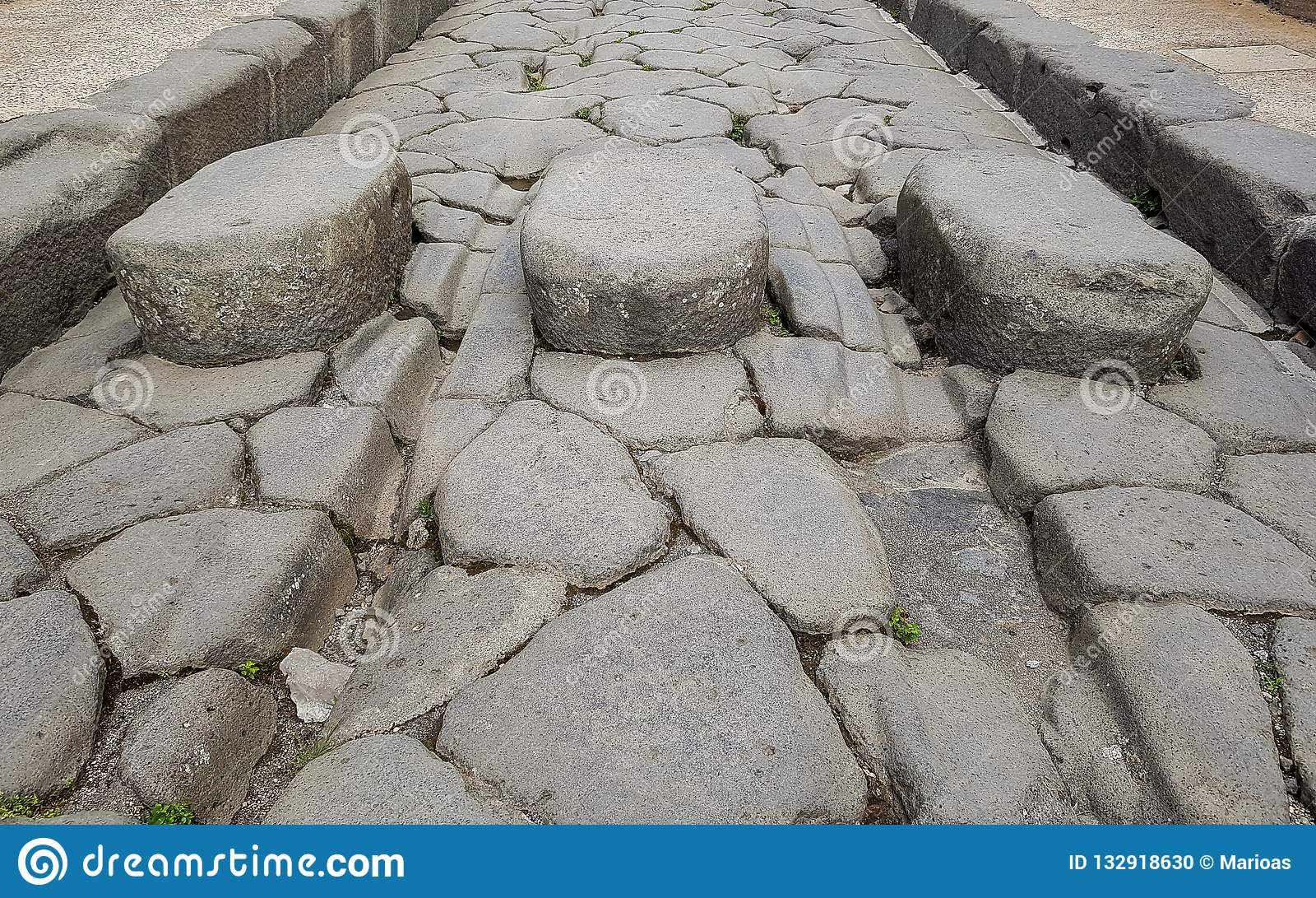 Una strada antica