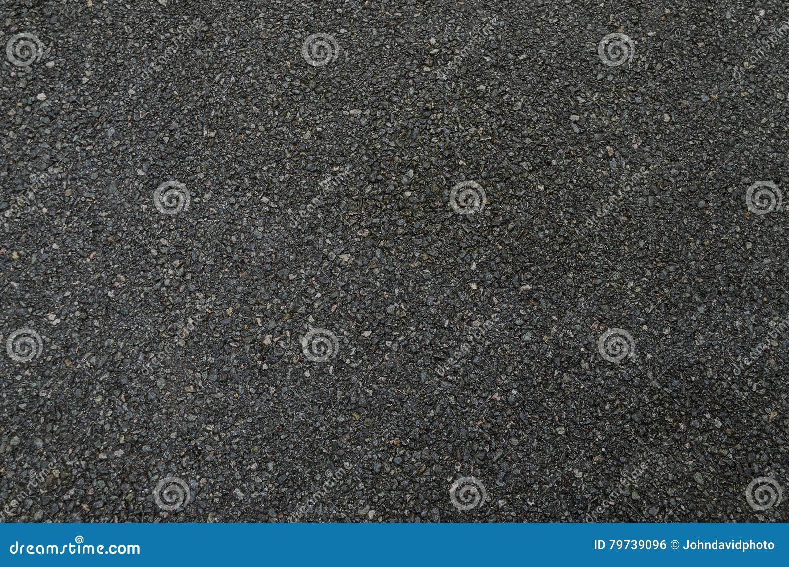 Una superficie del camino o de la calle