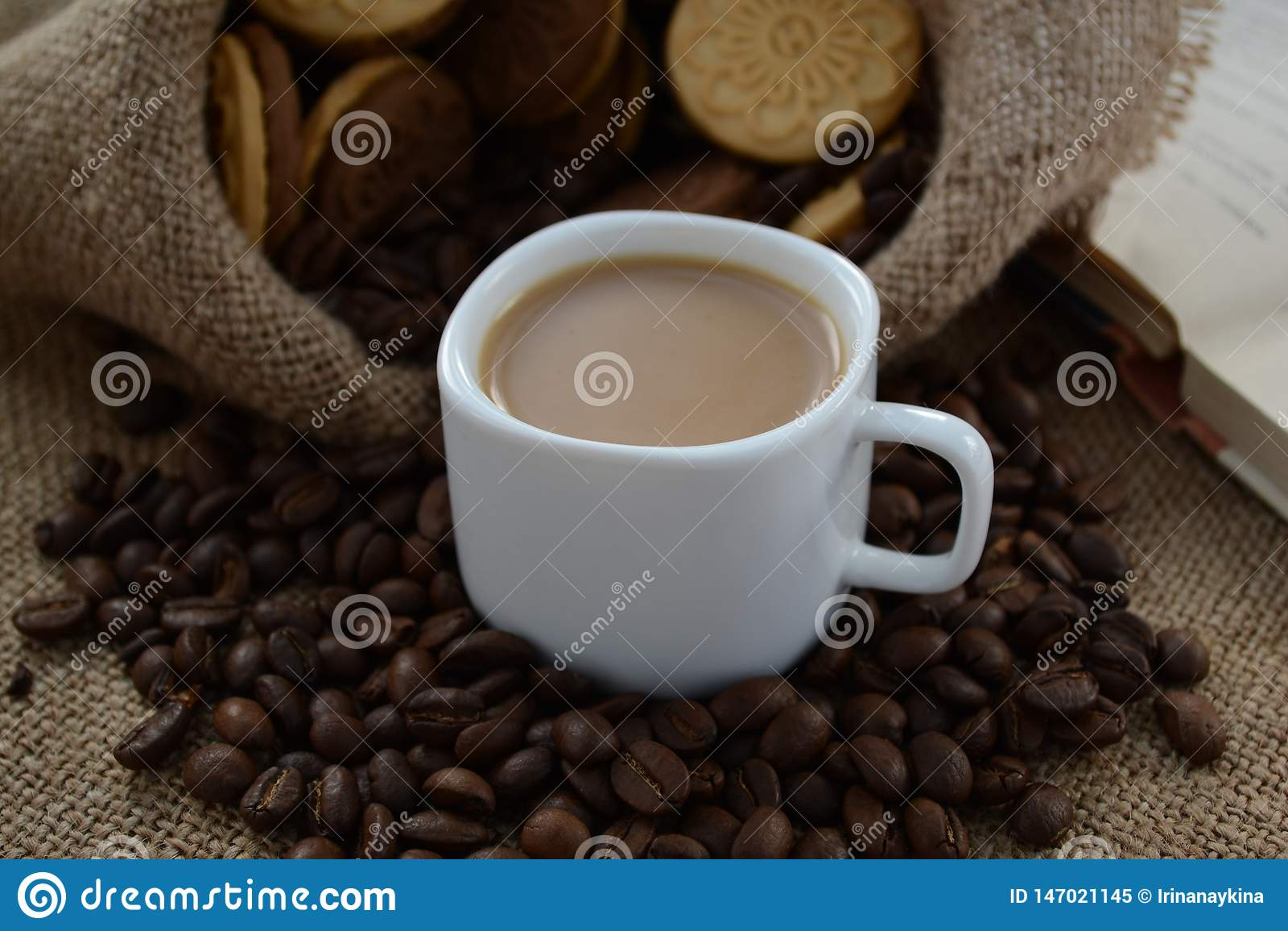 Una tazza di caff?