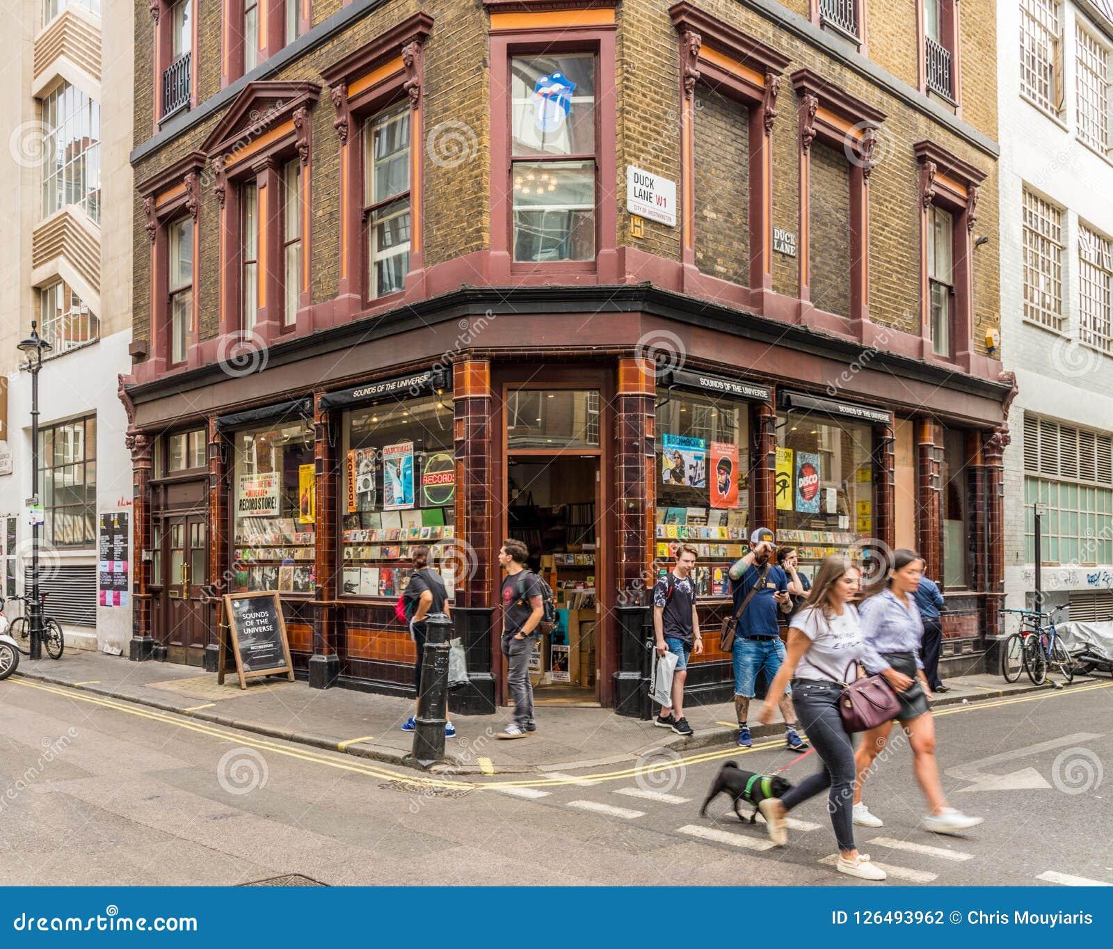 Una visión típica en Londres