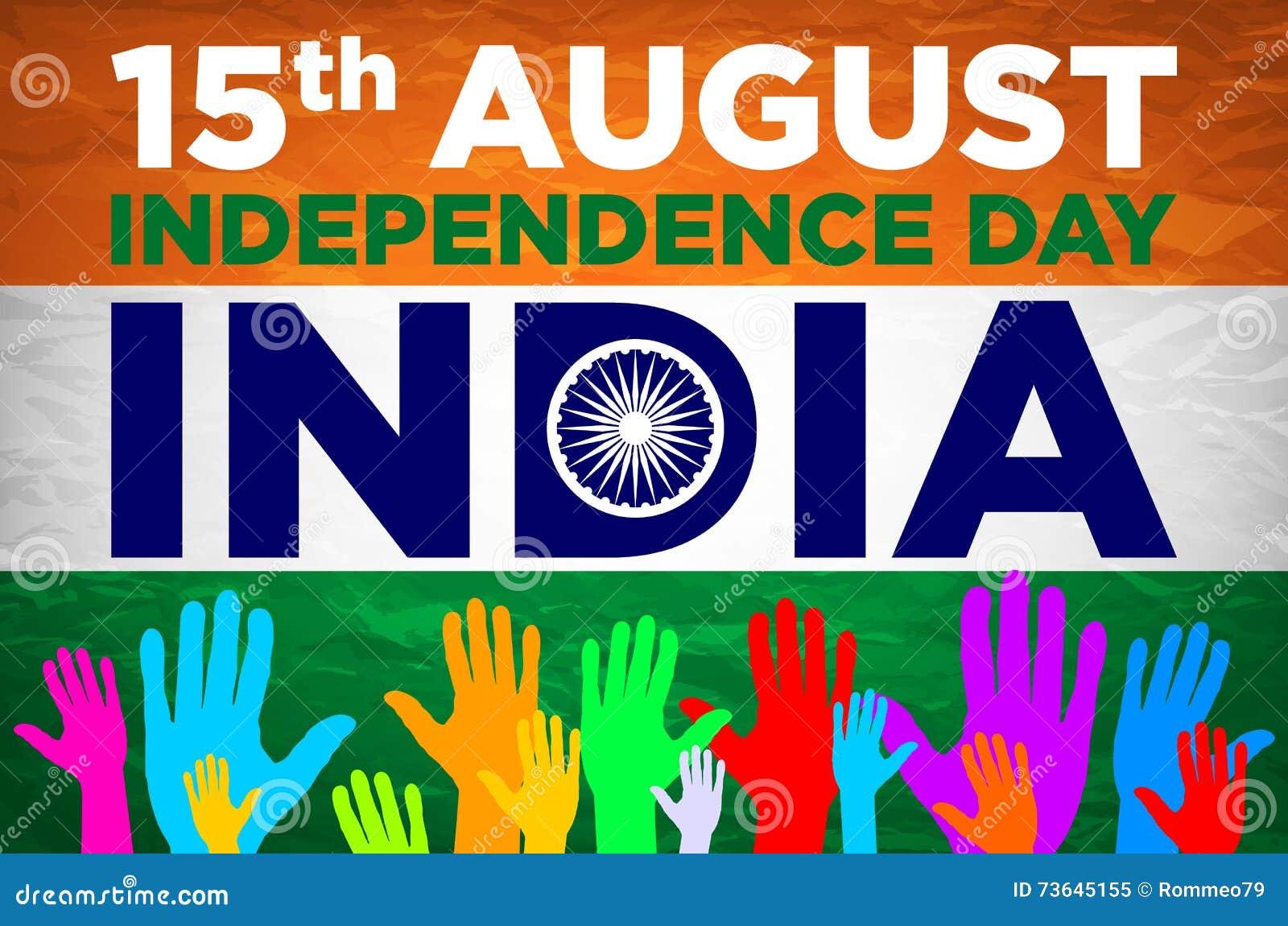 Indien Unabhängigkeit