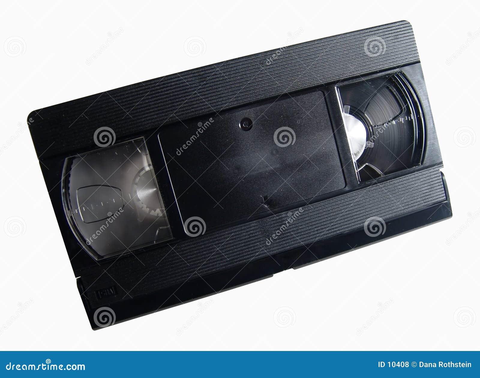 Unbelegter Videoband