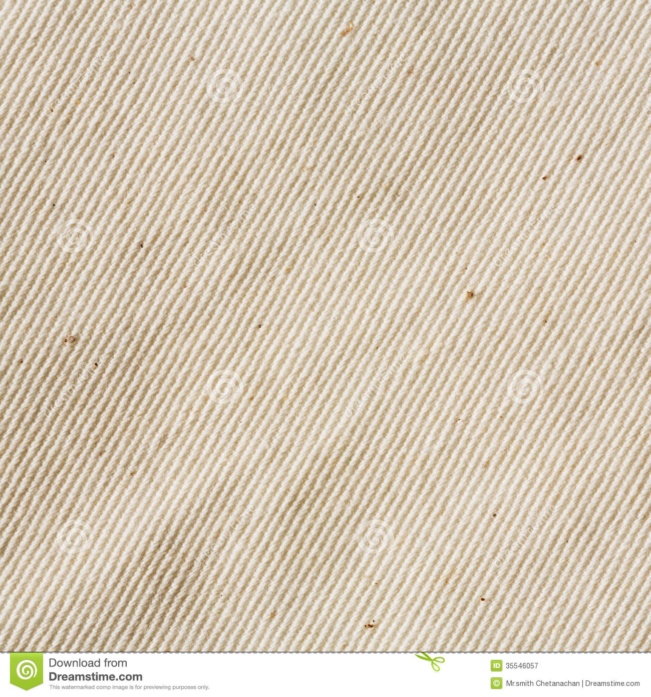 Unbleached Muslin Cloth Texture Royalty Free Stock