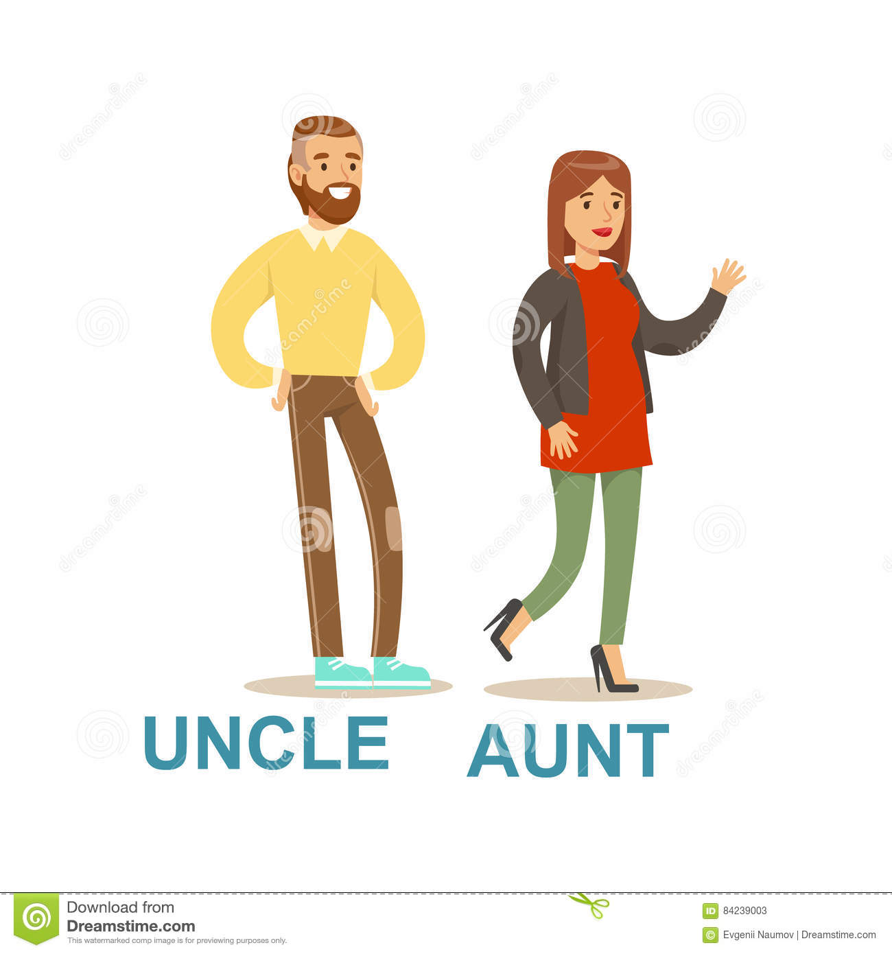 aunt and uncle vector illustration cartoondealer com wedding clipart black and white download wedding clipart black and white free download