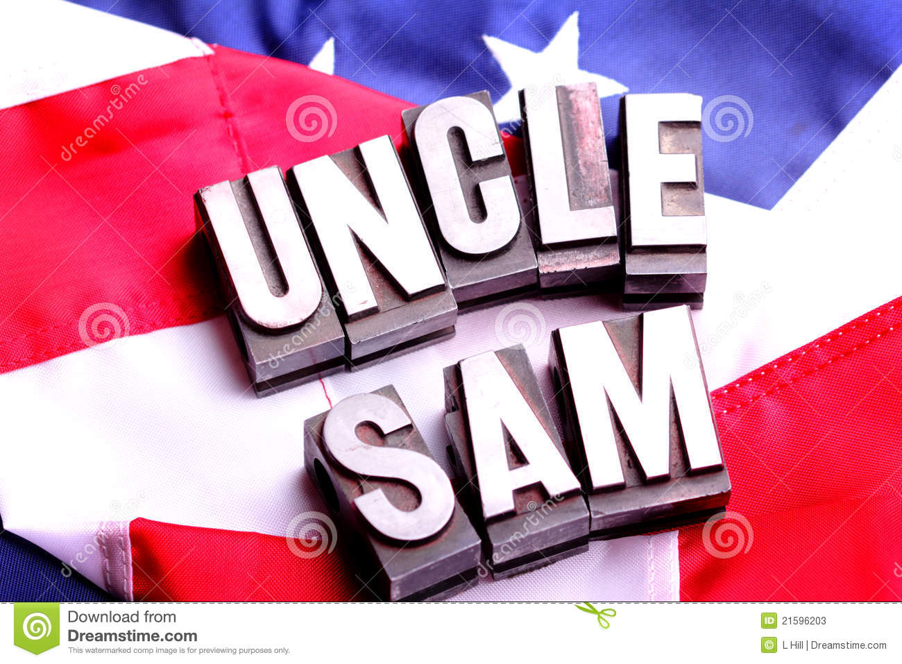 letter for uncle sam Delivery time is estimated using our proprietary method which is based on the buyer's proximity to the item location, the shipping service selected, the seller's shipping history, and other factors.