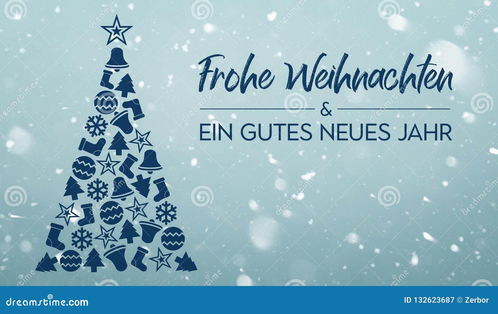 Bilder Weihnachten Neues Jahr.Und Frohe Weihnachten Ein Gutes Neues Jahr Frohe Weihnachten Und
