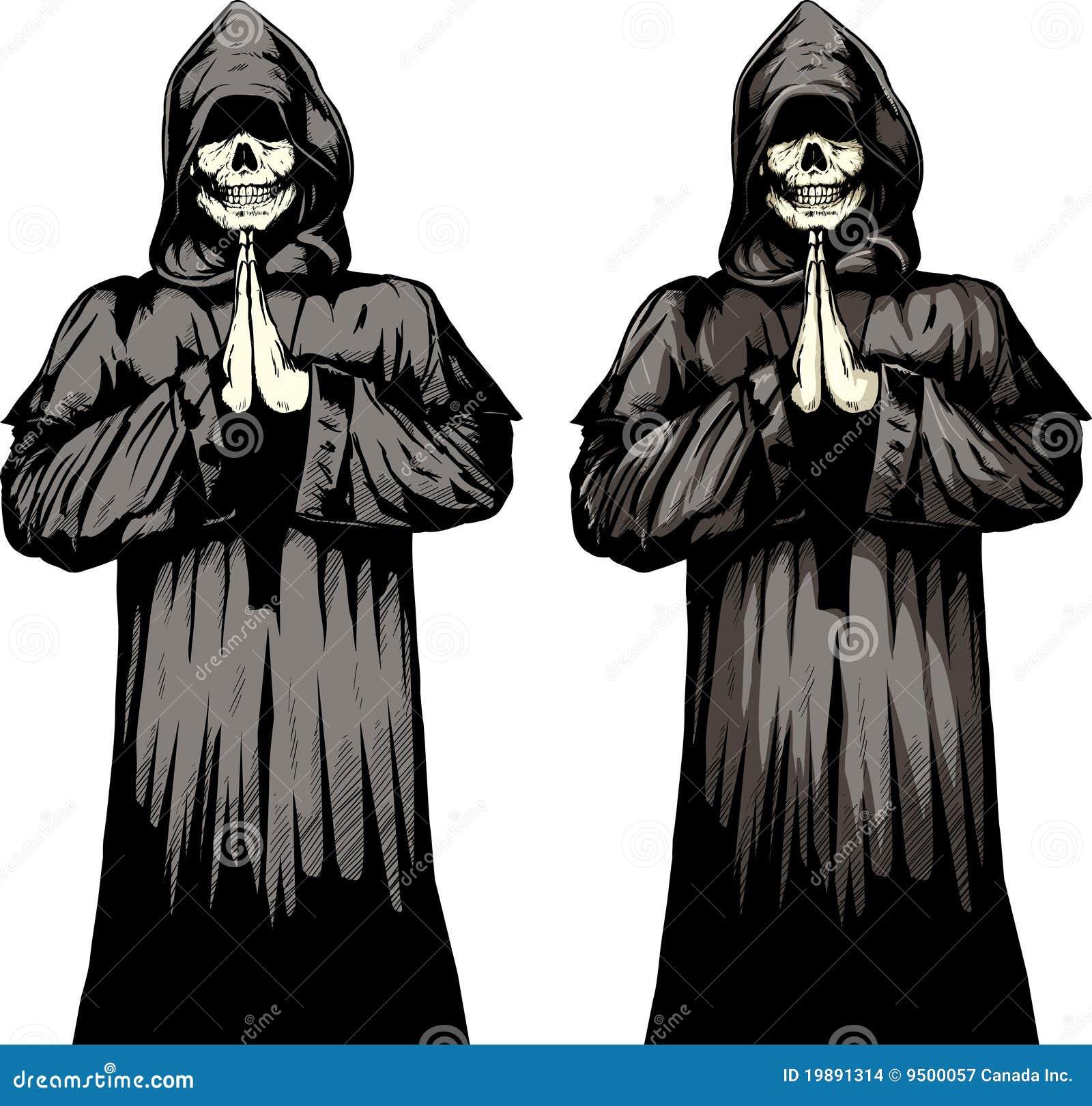 Undead monk