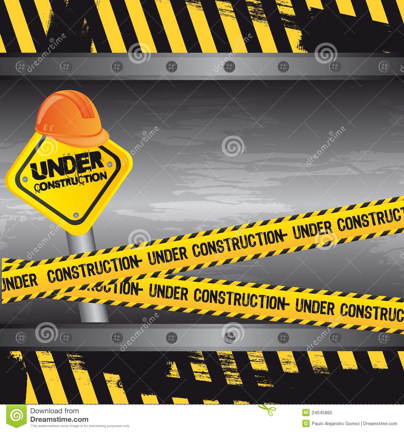 Under Construction Background Royalty Free Stock Photo ...