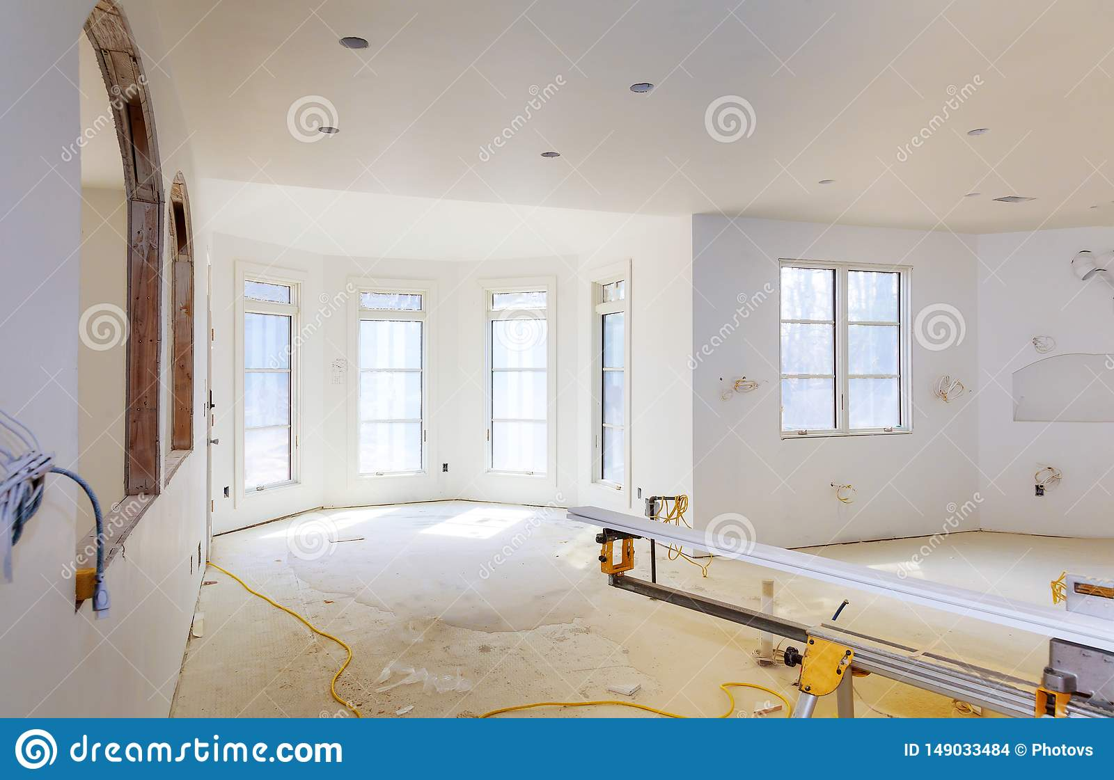 Under Construction, Remodeling And Renovation From Room Stock ...