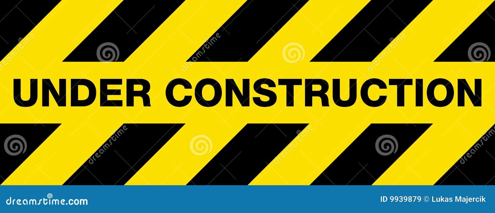 Under construction sign Under Construction Signs