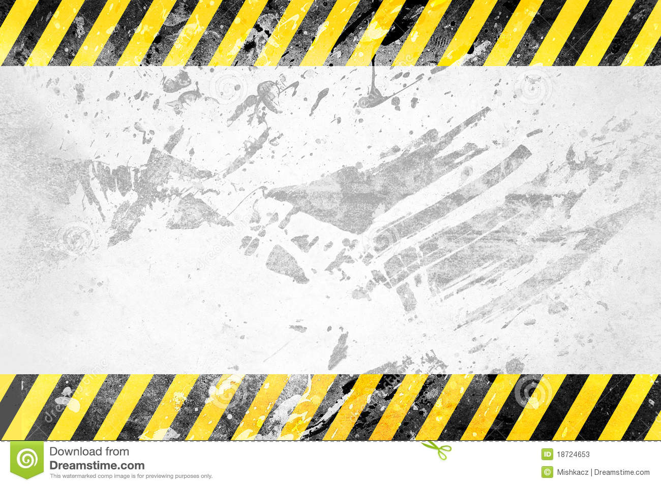 Under Construction Template Stock Photos - Image: 18724653