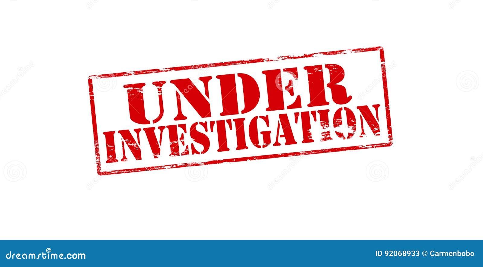 Under utredning