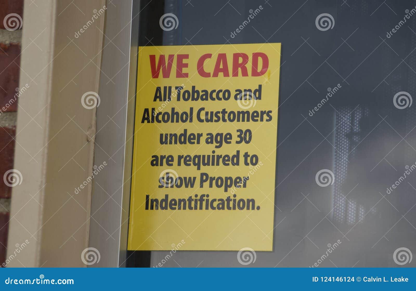 Sign Smoke Warning Photo Drinking 124146124 Underage - Alcohol Stock Image Alcohol Of