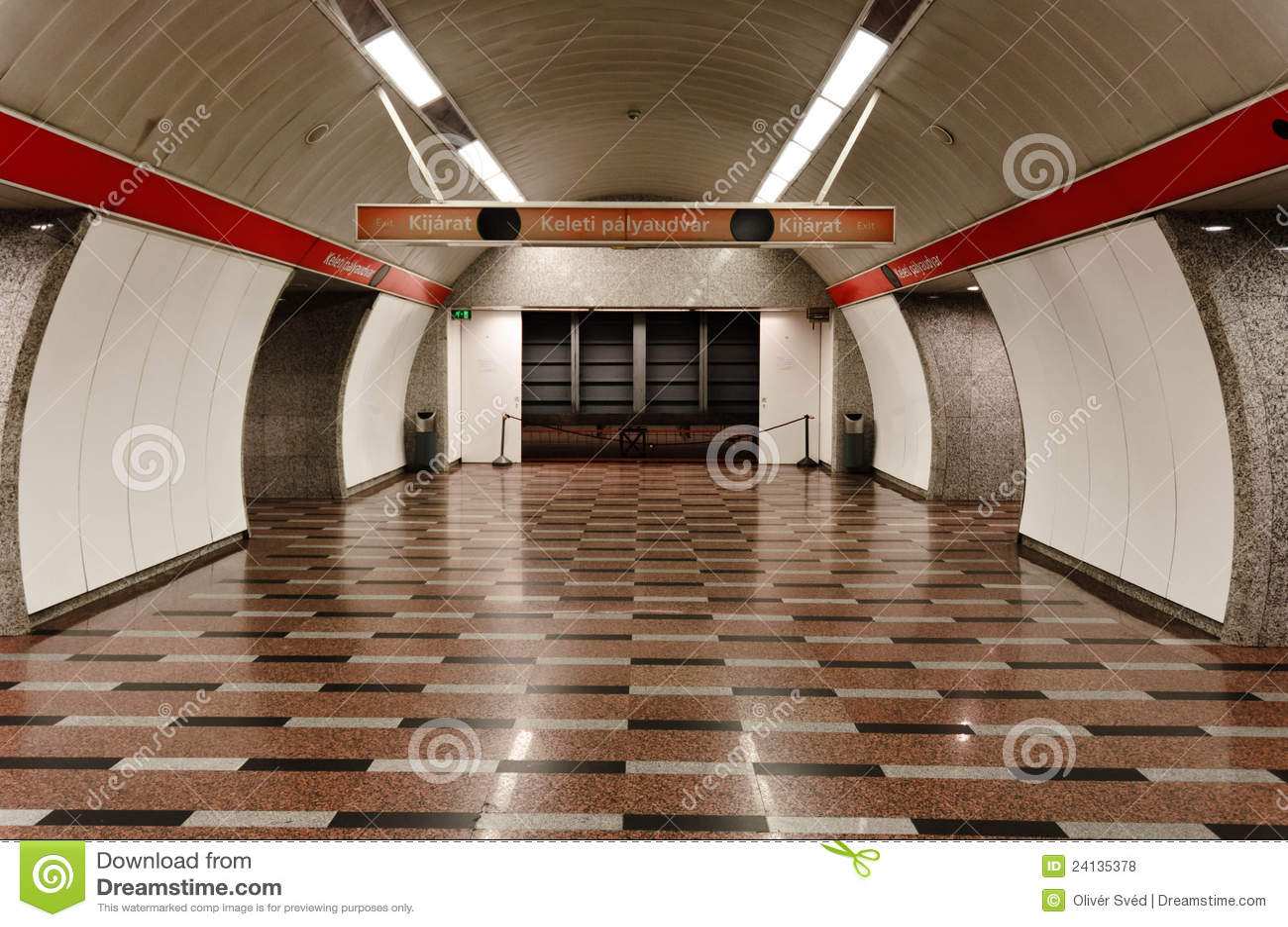 Underground Vault Royalty Free Stock Photos Image 24135378