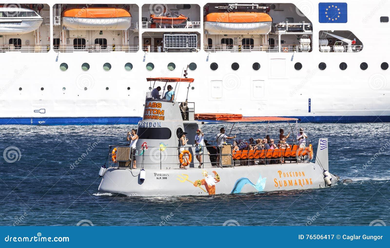 Underhållningfartyg
