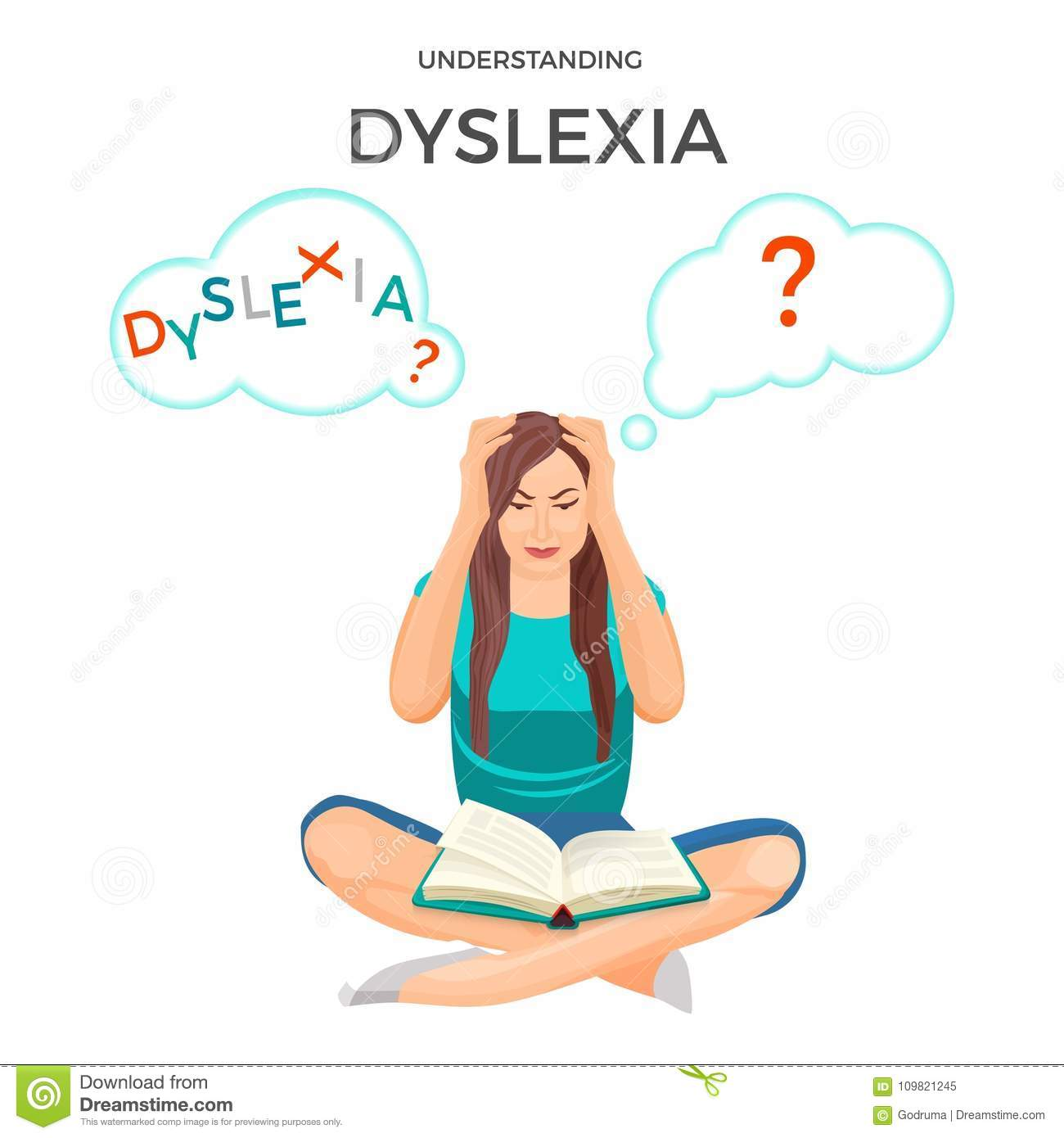 Understanding Dyslexia And Reading >> Understanding Dyslexia Known As Mental Disorder Trouble With Reading
