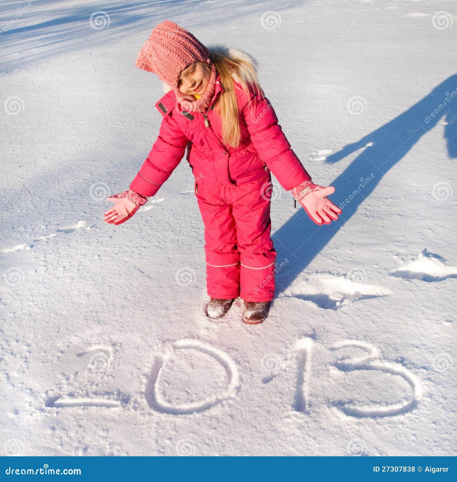 Underteckna in snow 2013