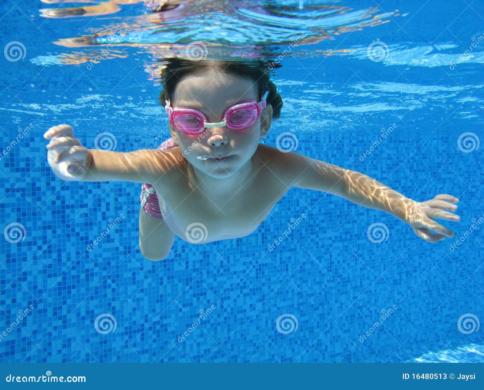 Undervattens- barn