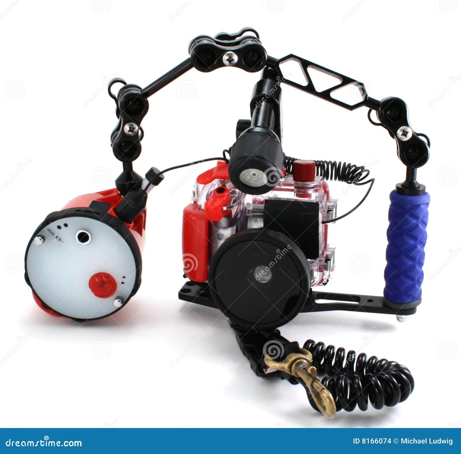 Undervattens- kamera
