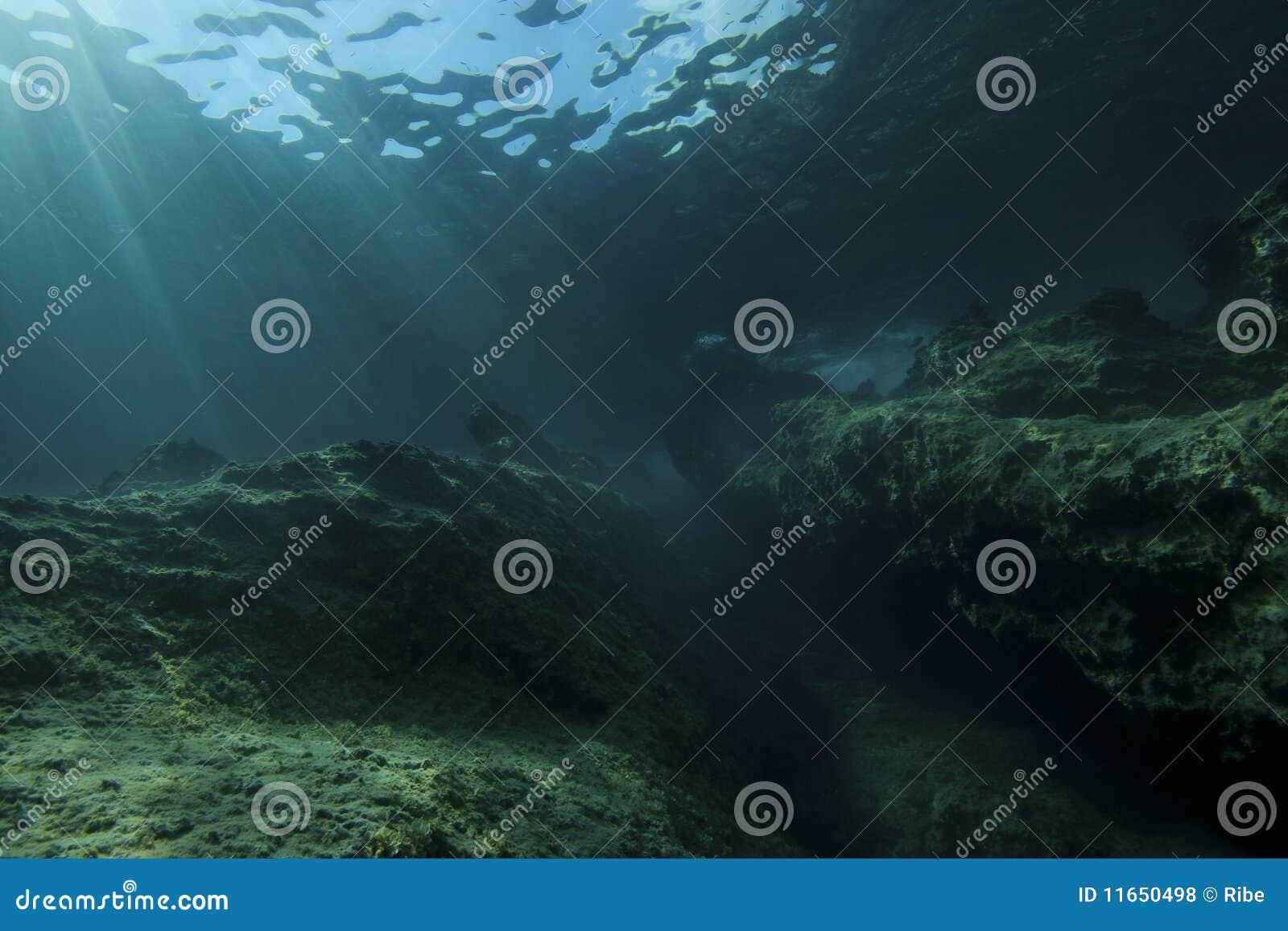 Undervattens- liggande