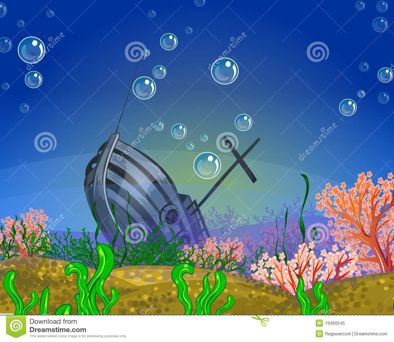... (18) Gallery Images For Underwater Ocean Background Clipart